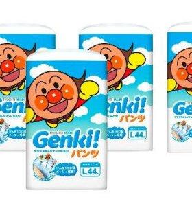 Японские трусики Genki (Генки)