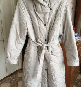 Зимнее пальто,облегчённое