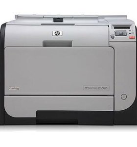 Принтер HP ColorLaserJet CP2025