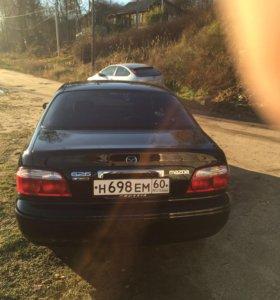 Мазда 626 lx v6  2001г.