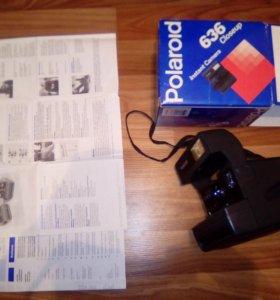 Polaroid 636.