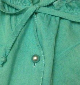 Блузка хлопок