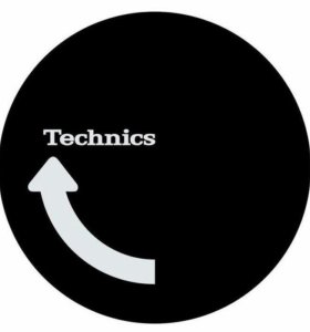 Magma LP-Slipmat Technics Arrow