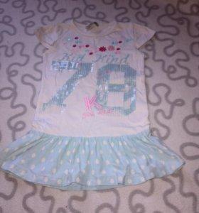 Платье до 100 см