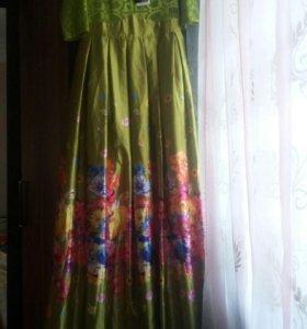 Турецкое новое платье.Привезли на заказ.