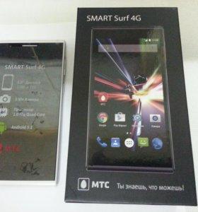 Смартфон Мтс smart surf 4g