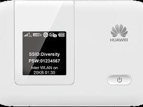 Huawei E5372s-32 мобильный роутер