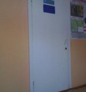 Дверь начальных классов