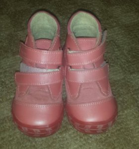 Детские ботинки тотто