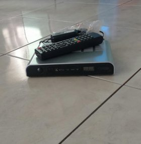 Приставка для IP телевидения