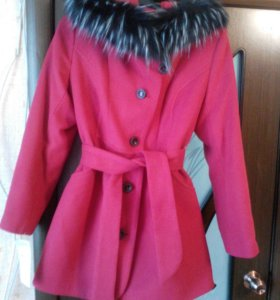 Зимнее пальто новое