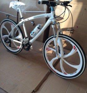Велосипед БМВ Х 1 на литье