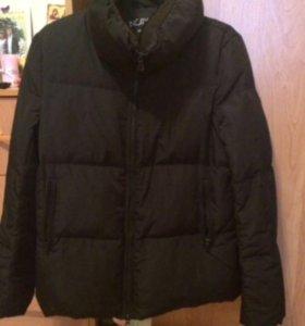Куртка женская зимняя на пуху