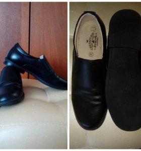 Туфли для мальчика 36 р-р