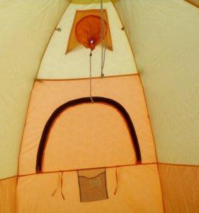 Зимняя палатка maverick ice3