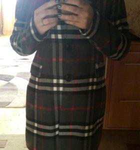 Пальто зимнее весеннее