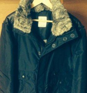 Куртка мужская зимняя новая М