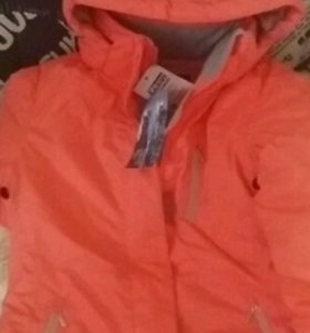 Новый горнолыжный костюм новый карбон