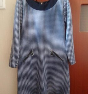 Платье детское б/у 147-152(12лет)