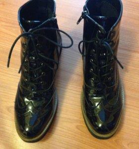 Новые ботинки женские