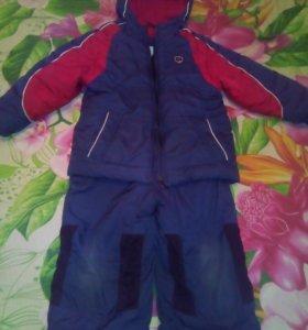 Куртка демисезонная с штанами