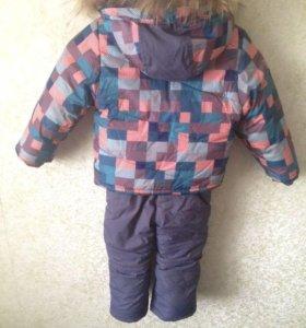 Детский зимний костюм р.98см