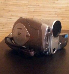 Видеокамера CANON HR10