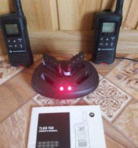 Рации Motorola TLKR  T60