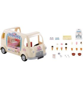 Фургон мороженое Sylvanian Families