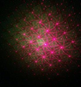 Новые Лазерные проекторы