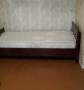 Кровать 1шт