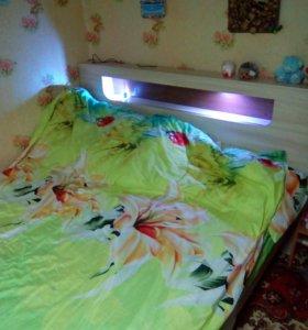 Кровать двухспальная(2000*1600)
