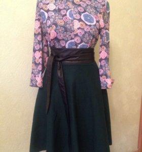 Новая юбка!