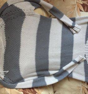 Продам платье -свитер reserved