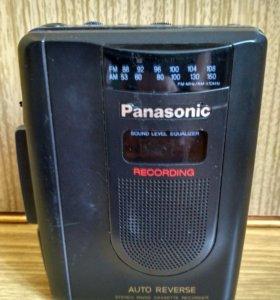 Плеер кассетный Panasonic