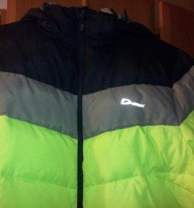 Куртка мужская зимняя DEMIX