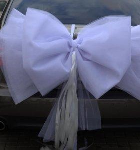 Аренда/продажа украшения на свадебную машину