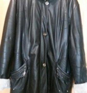 Зимняя куртка р58-60