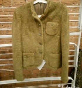 Тёплый пиджак Manuel Ritz италия5