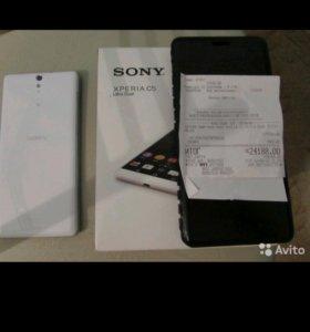 Sony Xperia C5 Ultra Dual (белый