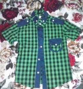 Рубашка на 1-2года