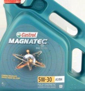 Castrol Magnatec A3/B4 5W-30 4 литра