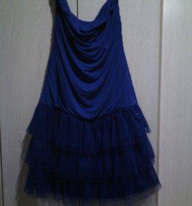 Платье из магазина-наф-наф