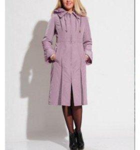 Новое пальто De Marse 46р-р
