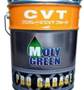 Масло трансмиссионное Moly Green CVT на розлив