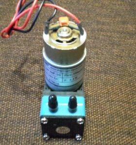 Компрессор (насос) Micro diaphragm liquid pump-b