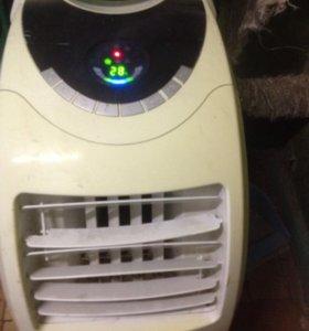Напольный конвектор тепла или холода