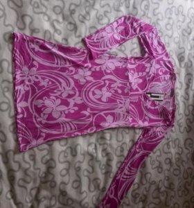 Новое платье-туника, на 44