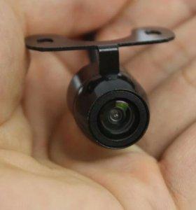 Мини-камера заднего вида и видеонаблюдения