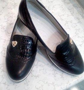 Новые туфли 36 размер